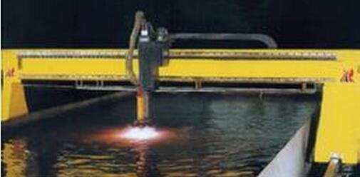 水下等离子数控切割机结构特点及设备功能
